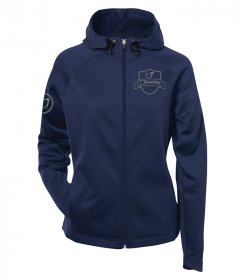 Thunderbird Hooded Jacket (Ladies)