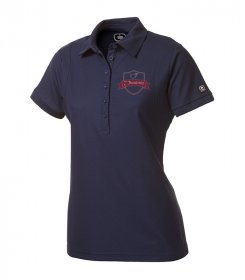 Embroidered Thunderbird Polo (Ladies)