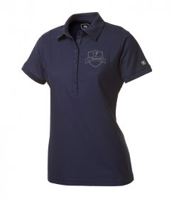 Printed Thunderbird Polo (Ladies)