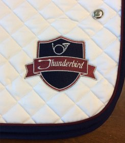 Thunderbird Saddle Pad